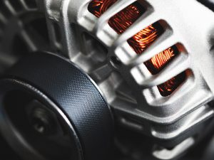 What is an alternator and how does it work?