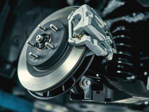 How disc brakes work on a car